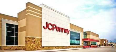 7.) JC Penny (tie)