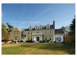 19 Ben Arthurs Way is on the market in Dover for $2.7 million.