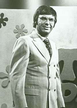 "Jim Lange was the first host of the popular game show ""The Dating Game."" Though Lange had a successful career in radio, he is best known for his television role on ABC's ""The Dating Game,"" which debuted in 1965 and on which he appeared for more than a decade, charming audiences with his mellifluous voice and wide, easygoing grin. (August 15, 1932 – February 25, 2014)"