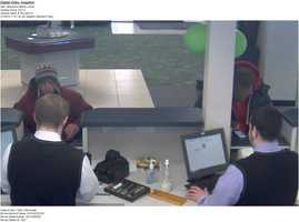 TD Bank at 153 Merrimack St. was robbed at 11:50 a.m. by a 40 to 50-year-old man who did not show a weapon, police said.