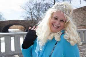 "Lin Ondil-Clark from the ""Dysfunctional Disney Princesses"" team."