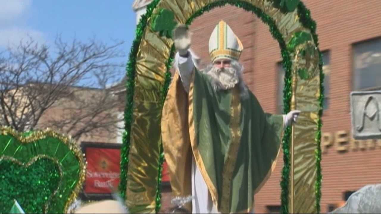 Deal could allow gays in Boston St. Pat's parade