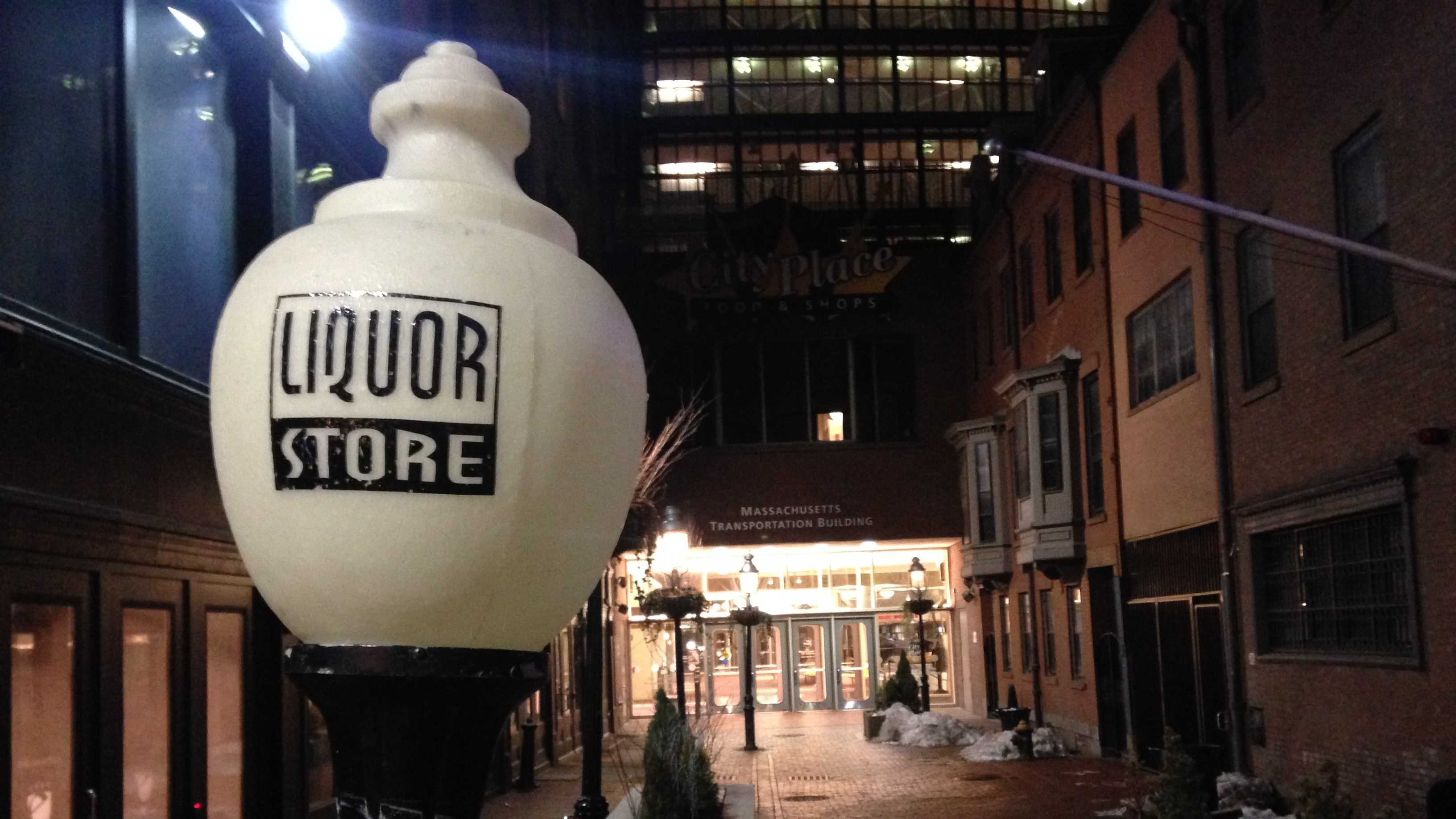 Liquor Store Nightclub 3.2.14