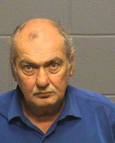 Nick Martirosyan, 57, of Arlington, was arrested and charged with operating a motor vehicle under the influence of alcohol and negligent operation of a motor vehicle.