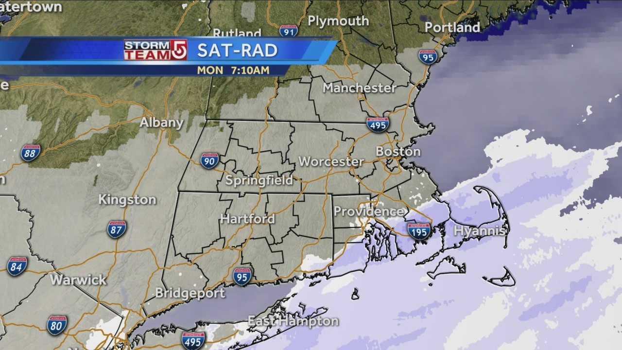 3.3. 7a snow on radar