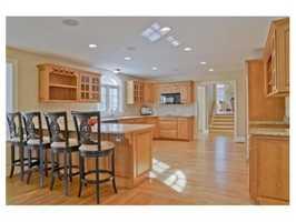 Updates includenew hardwoods in kitchen, mudroom, guest bath, master bedroom, and 3 other bedrooms.