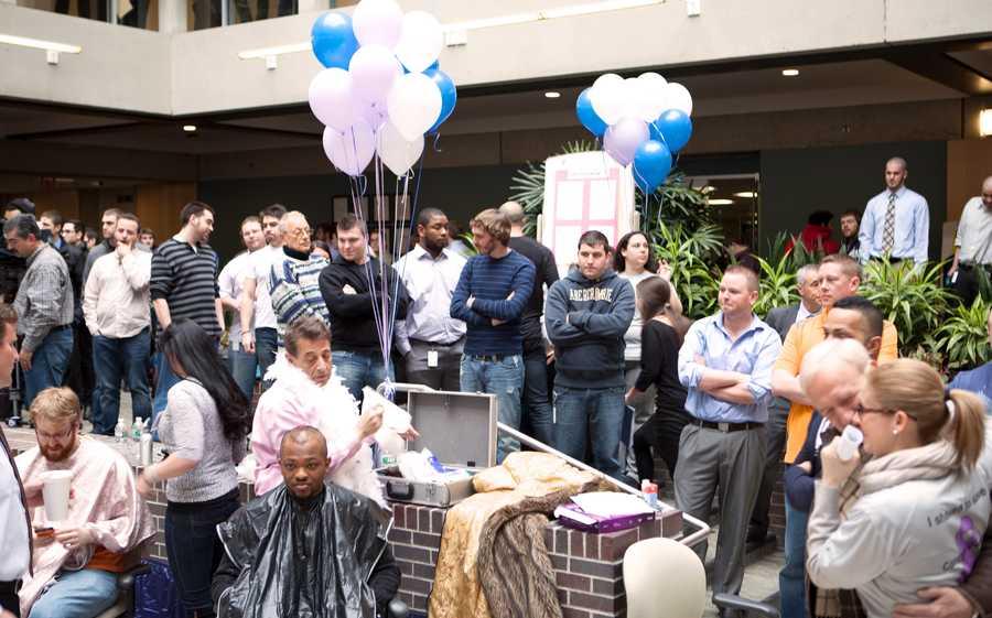 Granite Telecommunications employees raised more than $2 million.