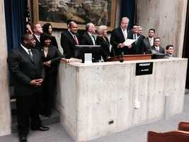 """The Boston City Council declared Wednesday, March 5, 2014 as """"Susan Wornick Day"""" in the City of Boston."""