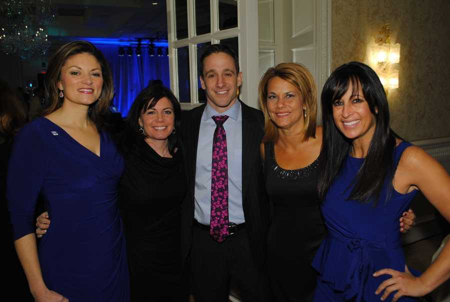 Meredith Keach, Dianna Doherty, Massoud Atallah, Paige Cadogan, and Stephanie Weinstein, all of Coldwell Banker Residential Brokerage