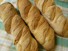 Wheat accounts for only about 20 percent of the actual cost of bread, according to MarketWatch.