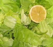 Several days of below-freezing temperatures in California and Arizona made the price of lettuce rise.