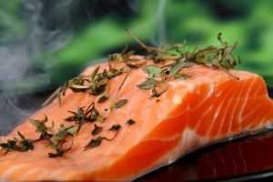 MarketWatch reported there are also issued with production, including the high price of fish oil used to feed salmon.