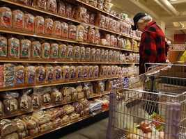 Harsh weather conditions, higher demand and other issues are having an effect on the price of some foods.