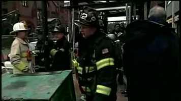 A Green Line train derailed in December 2009.