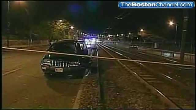 When a Green Line trolley collided with a car carrying members of the Boston College hockey team, the MBTA was quick to blame the driver of the car.