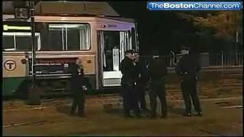 Months later the MBTA quietly announced that the operator of the Green Line trolley was speeding.
