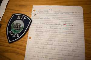 The City of Boston Archives preserved letters received from all over the world after the Marathon bombing.
