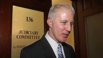Former State Rep. Eugene O'Flaherty is now the Chief Legal Counsel for the City of Boston.