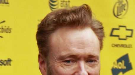 Comic and talk show host Conan O'Brien was born in nearby Brookline.
