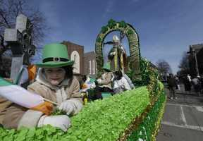 With St. Patrick's Day approaching, WhitePages.com has searched its database for the 20 most common Irish names in Boston.