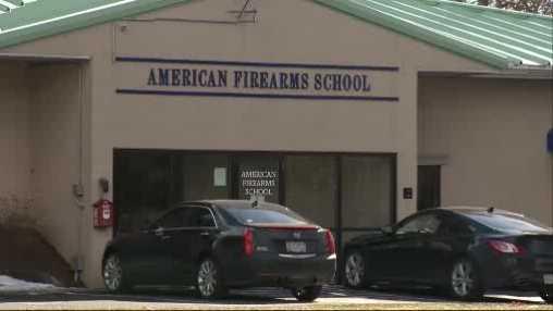 American Firearms School 3.15.14