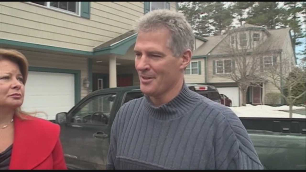 Democratic U.S. Sen. Jeanne Shaheen is calling on newly announced Republican challenger Scott Brown to sign the same pact in New Hampshire that helped prevent outside groups from pouring money into his Massachusetts Senate election.