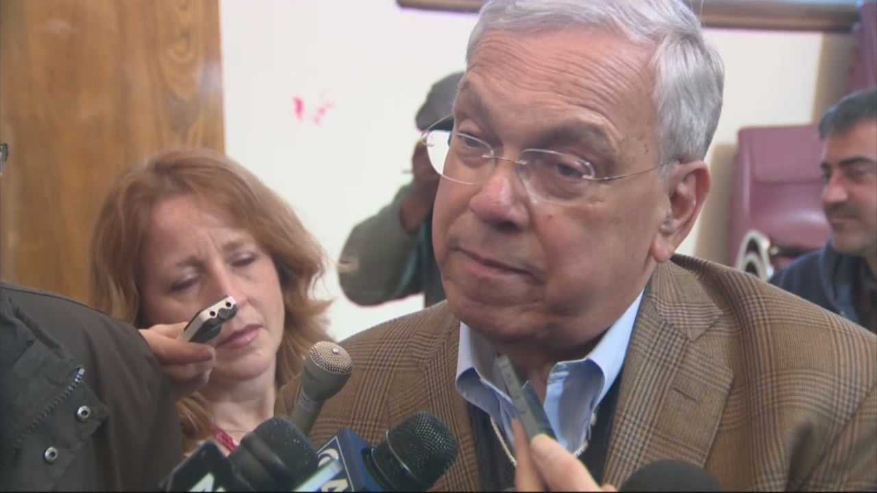 Menino touched by outpouring of support