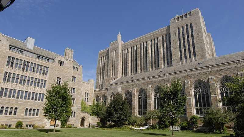 Yale University 3.17.14