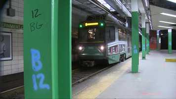 During the station closure, both Blue and Green Line trains will pass through Government Center Station but will not stop there.