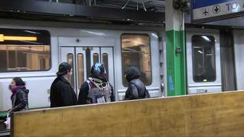 Renovations will be made to both the Green Line and Blue Line platforms.