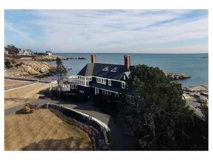 257 Ocean Avenue is on the market in Marblehead for $3.2 million.