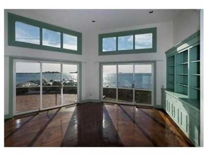 The estate is one of Marblehead Neck's largest and most desirable waterfront parcels.