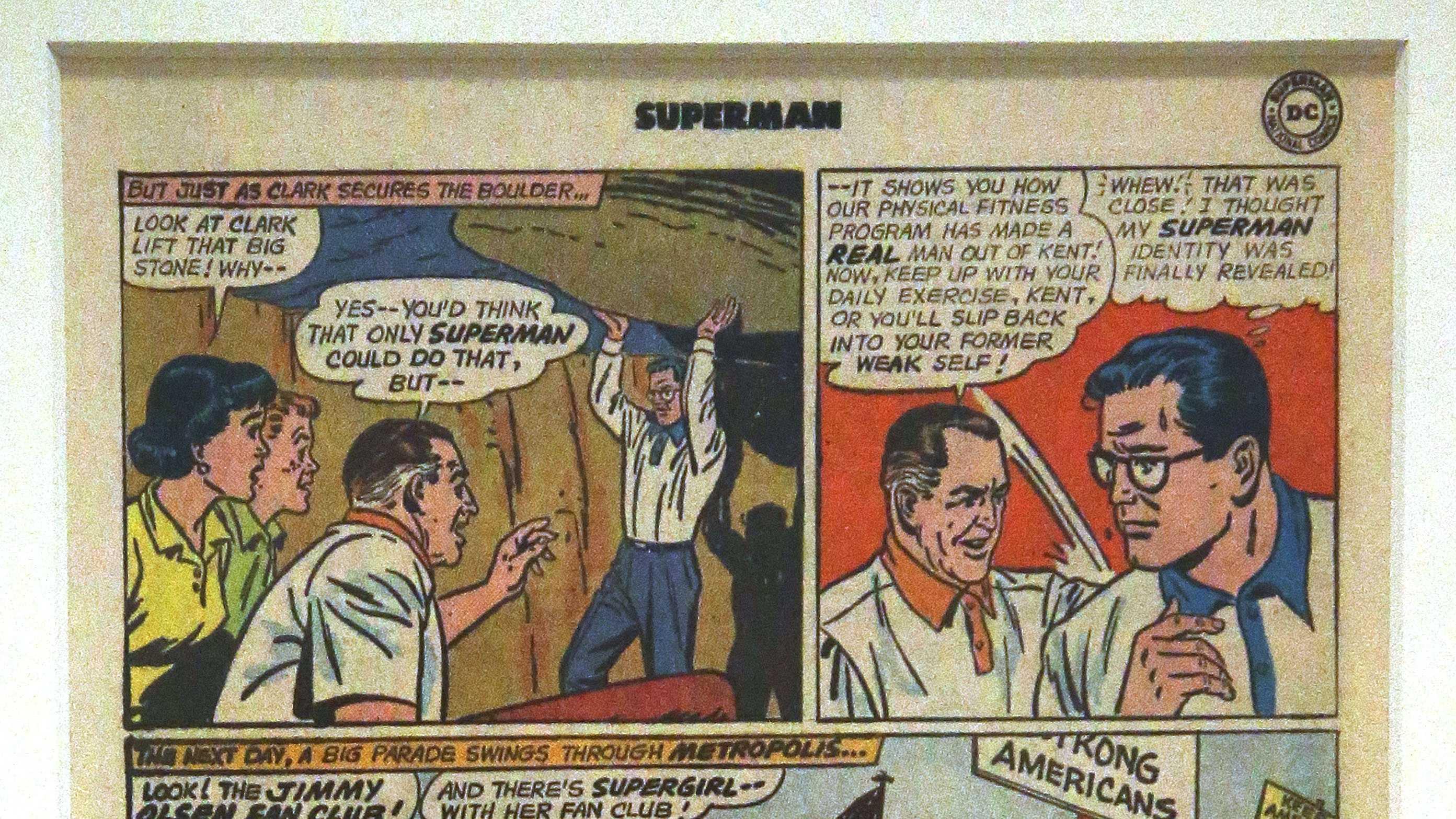 Superman kennedy 3.20