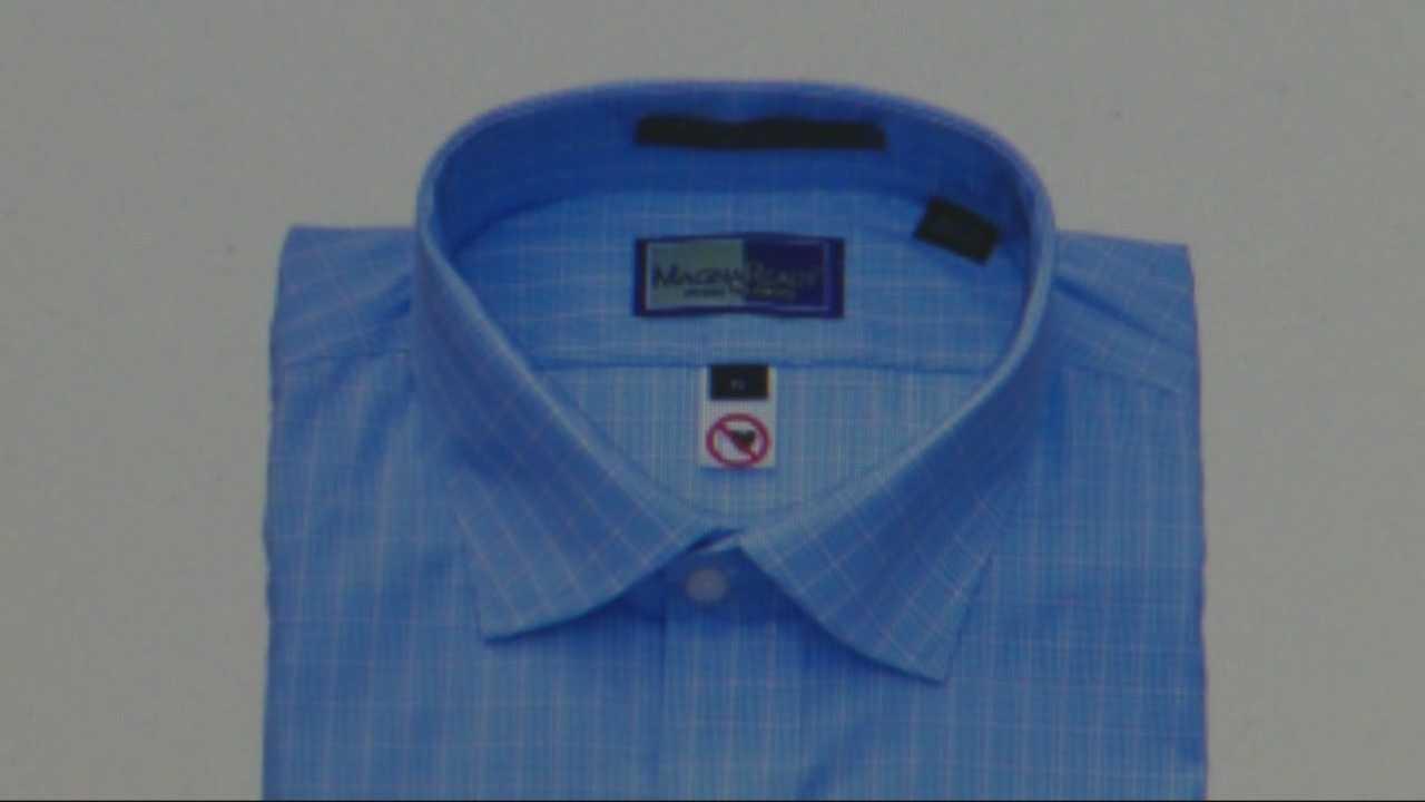 Magnetic shirt