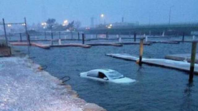Fairhaven crash into water 3.26.4