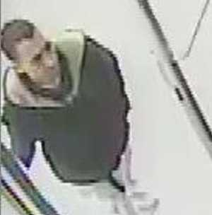 Theft - Case No. 140188March 21, 2014Mansfield : At&T 287 School StCase Details:On Friday 3/21/14 Suspect enters AT&T store located at 287 School St, Mansfield. Suspect eventually takes an Apple IPad Air (16GB) valued at $800 and walks out of the store. Employees observed suspect vehicle with Ma. reg. 5CWR40. Vehicle came back stolen out of Dedham MA on 3/18/14. Ma. State Trooper was in Brockton MA the morning of 3/21 and ran the plate of suspect vehicle. By the time vehicle info came back as stolen the vehicle was no longer in site. Trp positively identified operator as same person suspected in AT&T theft.If you have any information about the identity of this person or where they are, please contact:Mansfield Police Department: (508) 261-7301 x 227Investigator: Detective John ArmstrongCase Submission No.: 140188