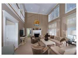 Spectacular 15 Room Colonial in the Cliff Estates.