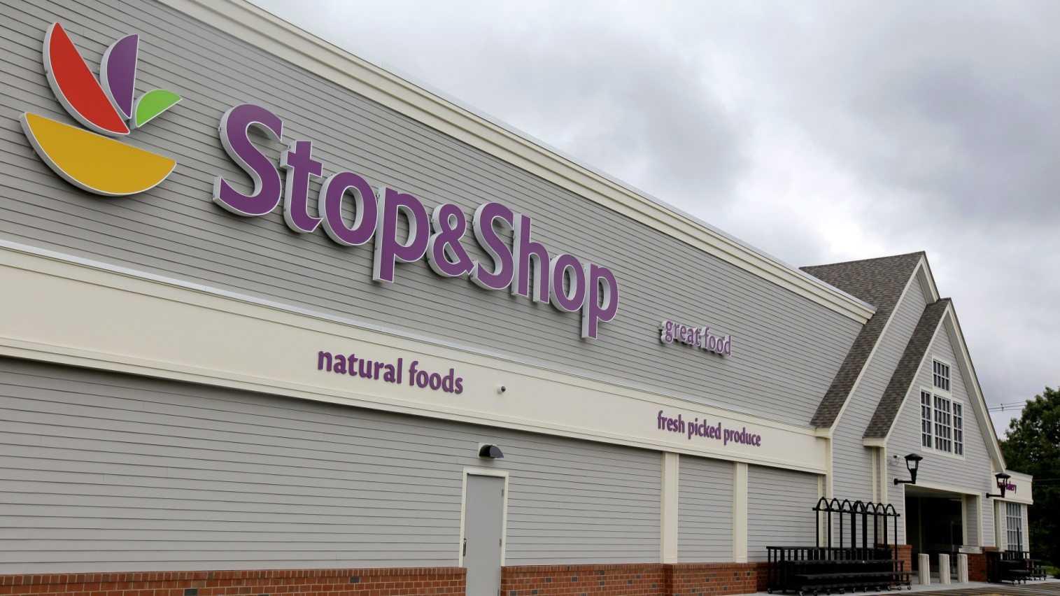 48. Stop & Shop - Score of 72