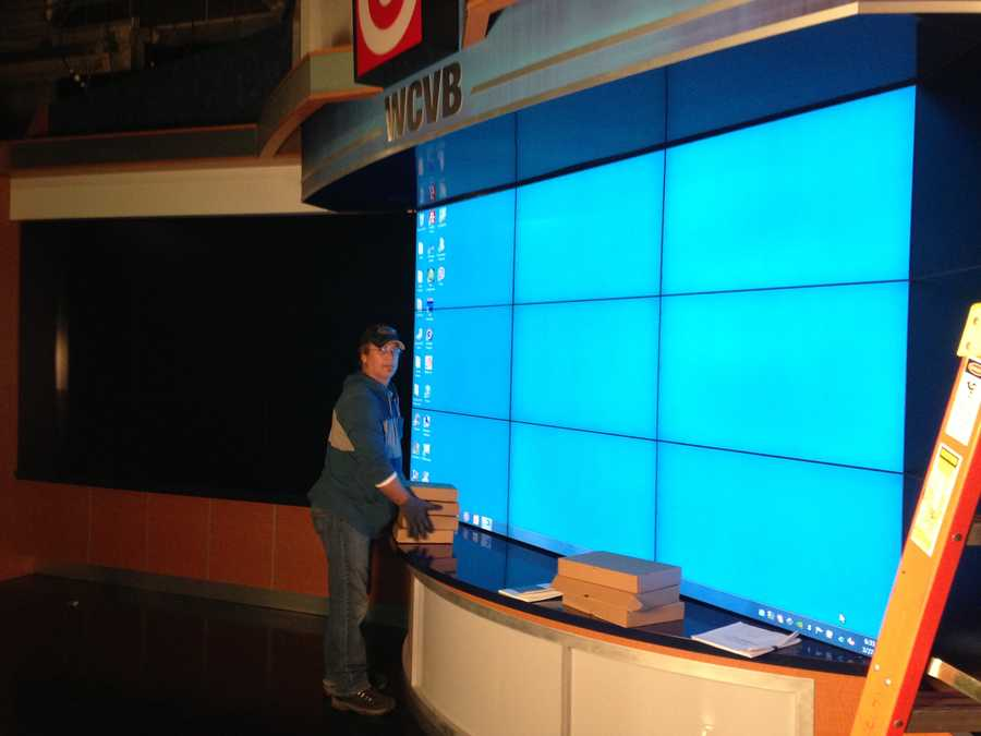 The new video screens will be able to display multiple sources of video.  Imagine using this as your computer screen!