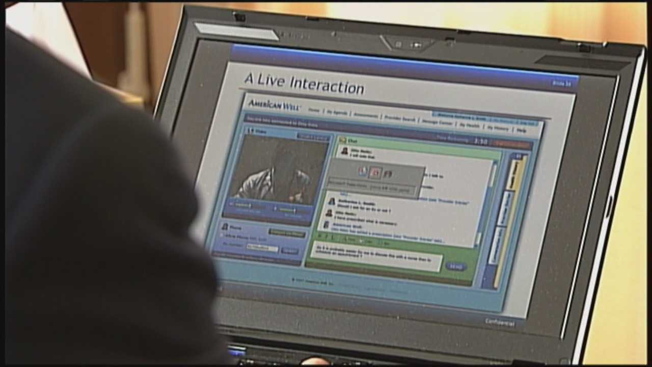Online doctor visits pegged as future of healthcare