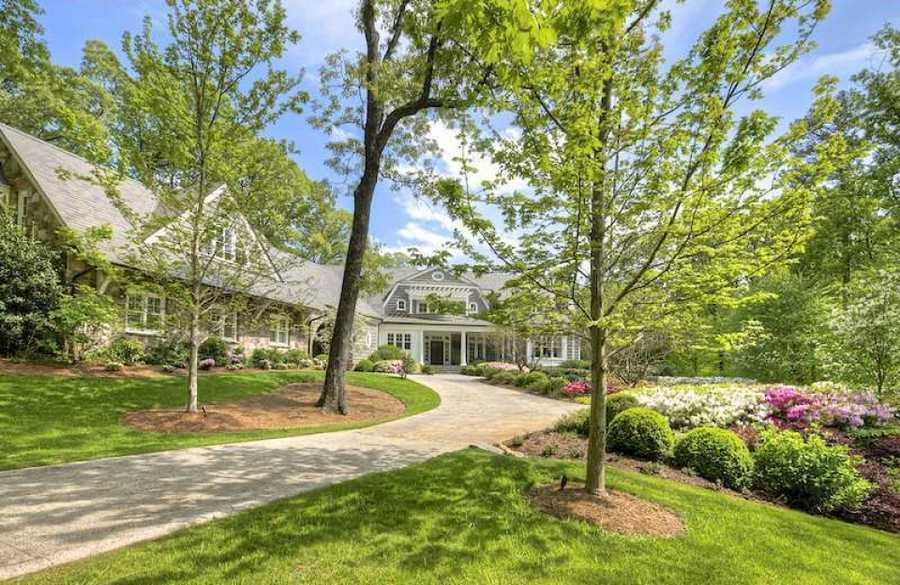 Red Sox Pitcher Jon Lester bought a $3.4 million home in Atlanta.
