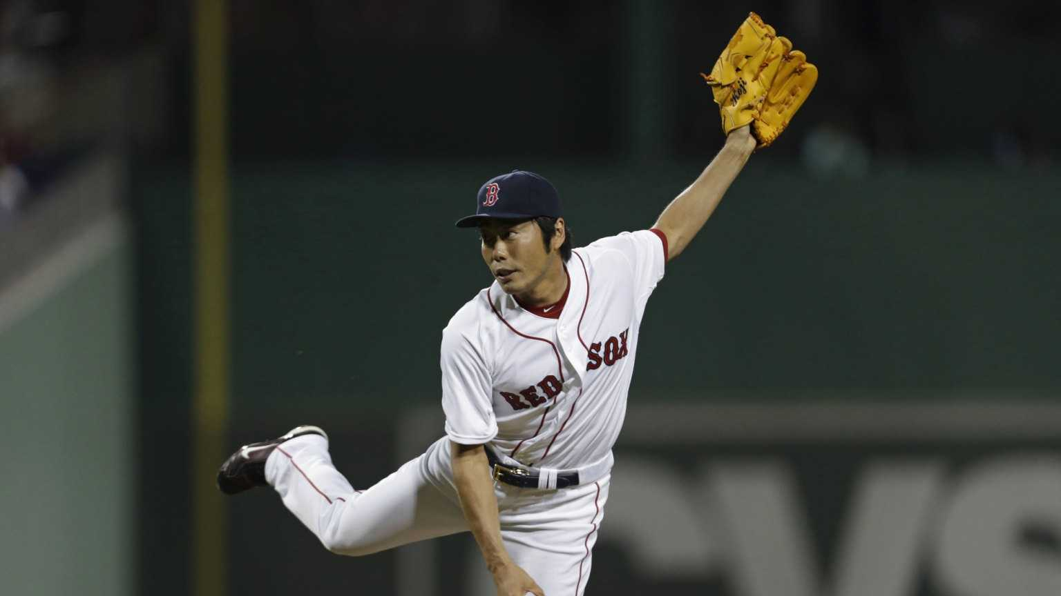 18) Koji Uehara, Boston Red Sox