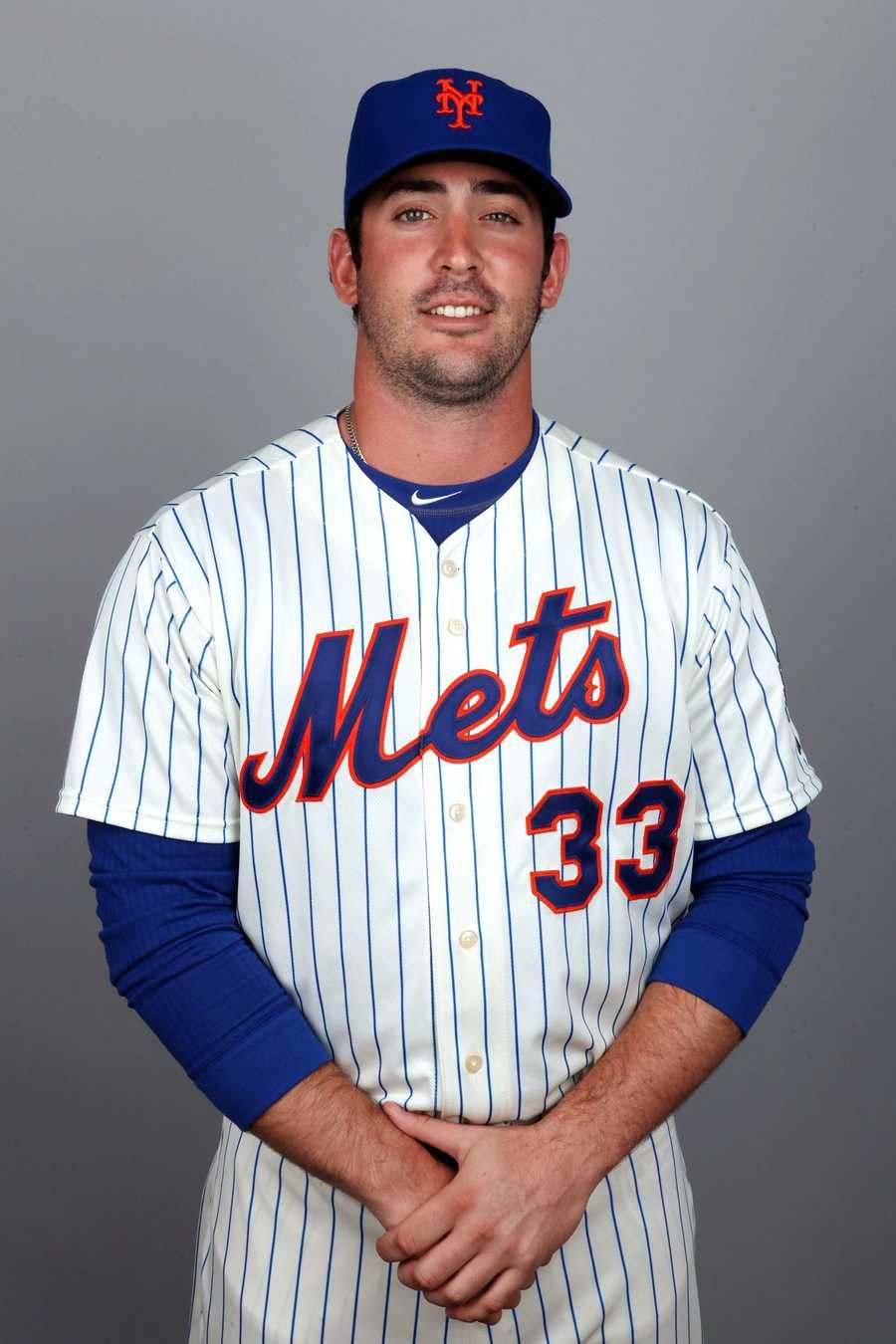 15) Matt Harvey, New York Mets
