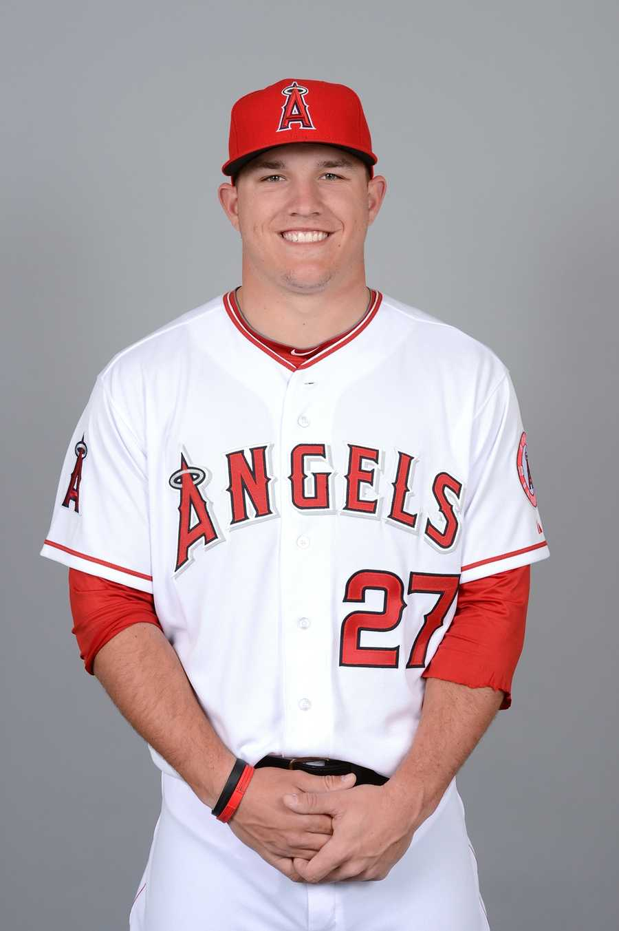 14) Mike Trout, Los Angeles Angels of Anaheim