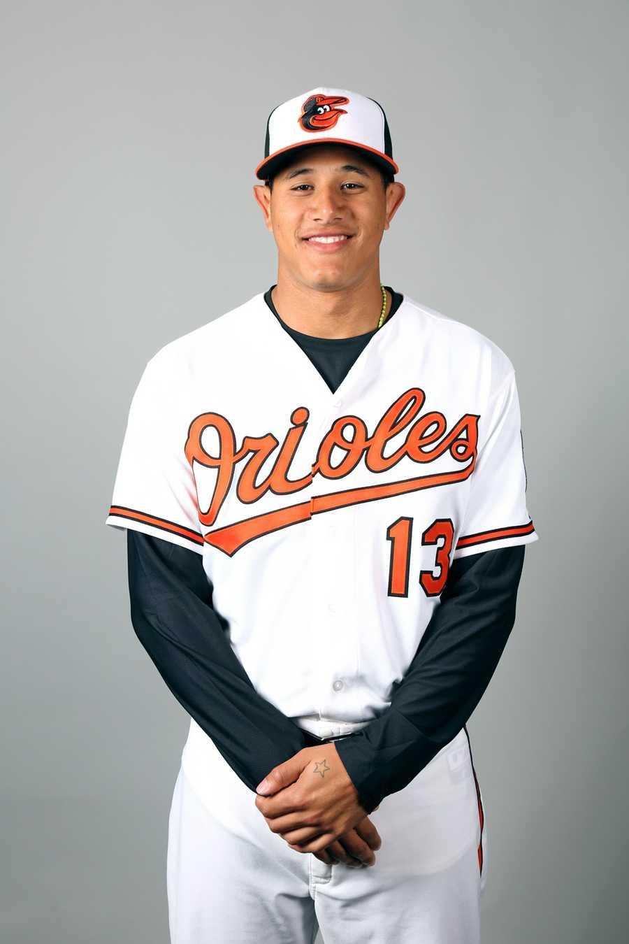 10)Manny Machado, Baltimore Orioles
