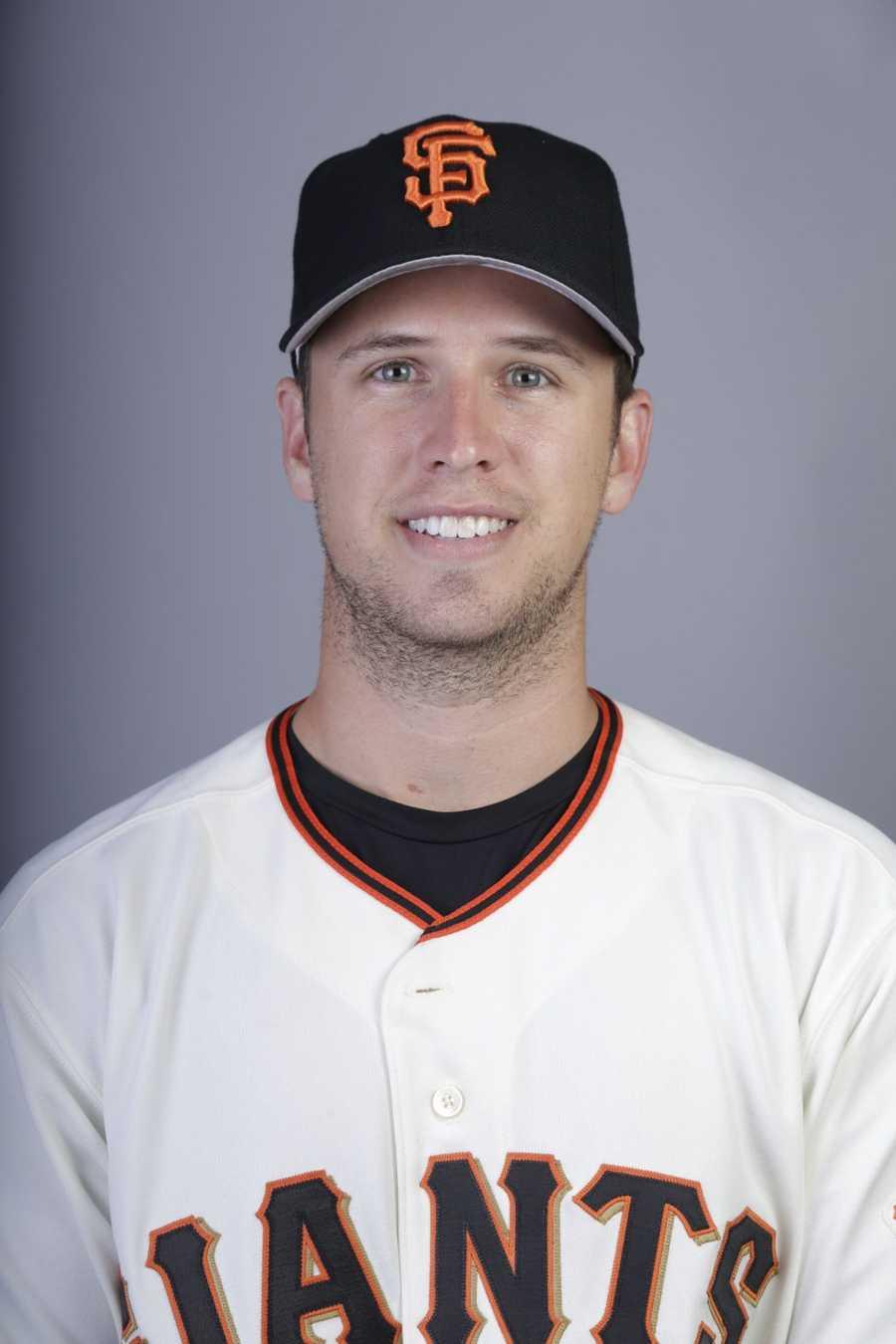 7)Buster Posey, San Francisco Giants
