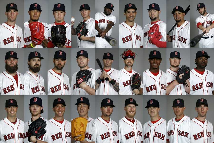 Here's a look at this year's roster, and how much each Red Sox player makes.