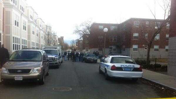 police knife shooting south end 040514.jpg