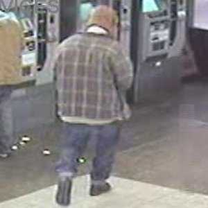 Theft - Case No. 140191March 15, 2014Quincy : Quincy Center MBTA stationCase Details:Male suspect used an ATM card at the Quincy MBTA station that was stolen at the Thomas Crane Public Library on same day.If you have any information about the identity of this person or where they are, please contact:Quincy Police: (617) 745-5774 x 5774Investigator: Det. Tom PepdjonovicCase Submission No.: 140191