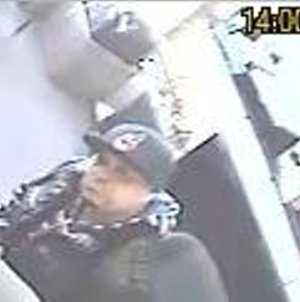 """Theft - Case No. 140196March 27, 2014Randolph : NCT Gold BuyersCase Details:Two suspects entered NCT Gold Buyers with +$12,000 in gold jewelry to sell. After jewelry was validate suspect had switched bag with identical bag of fake jewelry. Clerk realized the switch of bags however suspects fled with $1000 in cash from store leaving fake jewelry.Suspect one: Hispanic male, 40 yoa, 180wt, 5'10 ht, black & white coat with """"pelle pelle"""" across front within white strip. 2-3 gold plated front teeth!Suspect two: Hispanic male, 35 yoa, 170 wt, 5'08 ht, blk & wht horizontal stripe hoody underneath a black coat.If you have any information about the identity of this person or where they are, please contact:Randolph Police Department: (781) 963-1212Investigator: Detective Michael TuittCase Submission No.: 140196"""